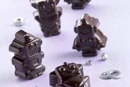 Moule silicone chocolat Robochoc – SCG18 – Silikomart