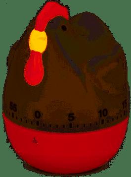 Minuteur poule – Patisse