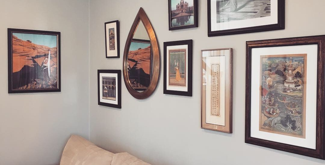 Wall Decor Before & After: How Hanging Artwork Makes a House Feel Like a Home