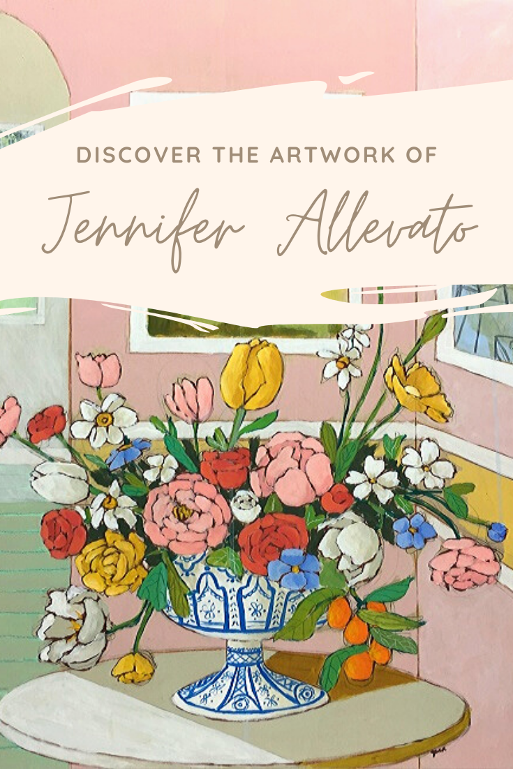 Jennifer Allevato Celebrates the Best of Spring