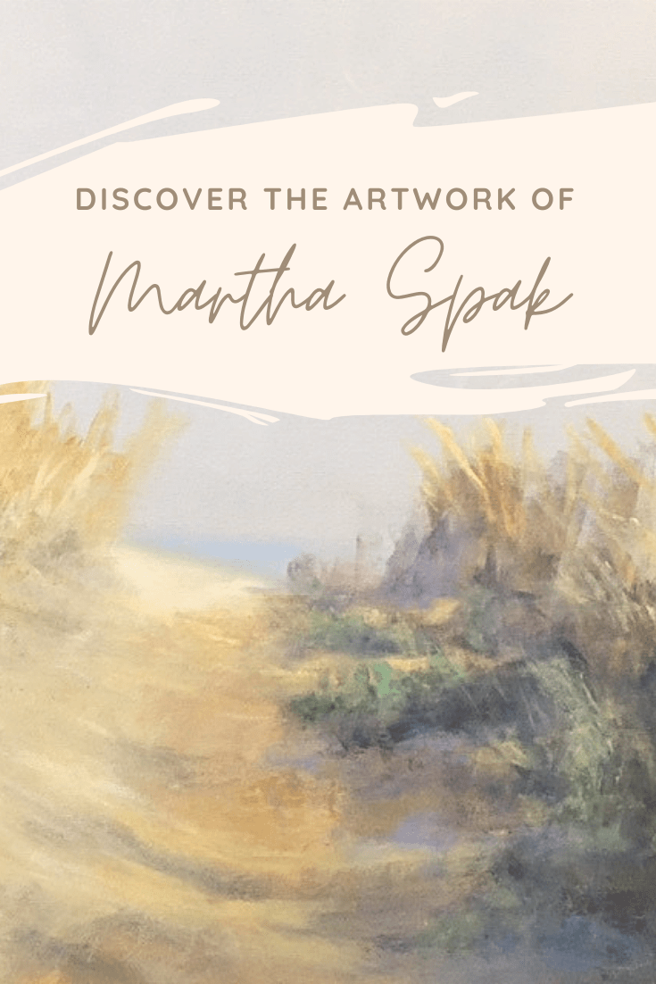Martha Spak, Local Painter and Influencer in the DMV Arts Community Has an Exciting New Title to Add to Her Resume: Gallery Owner