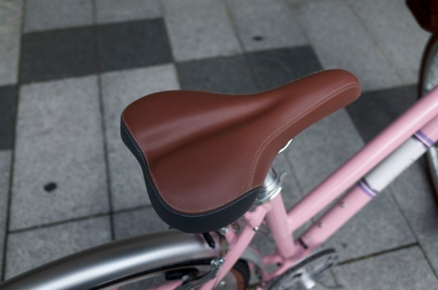 saddle