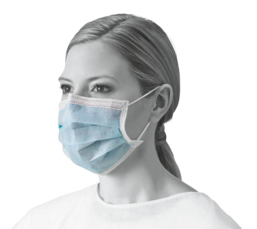 Ear loop face mask (ASTM 1)