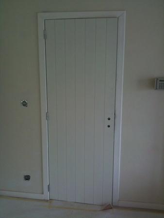 Huisserie porte