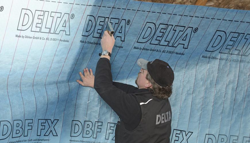 Delta DBF pose