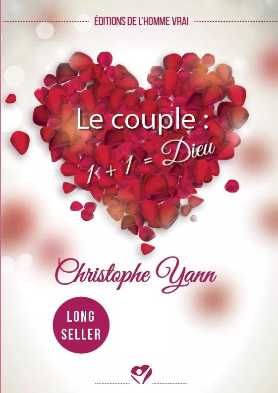 le couple 1 et 1 egal Dieu COVER 1 ED2016