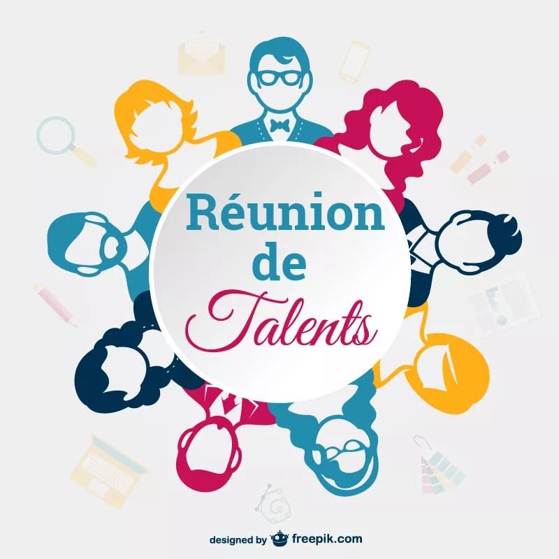 Action collective 2018 - Réunion de talents