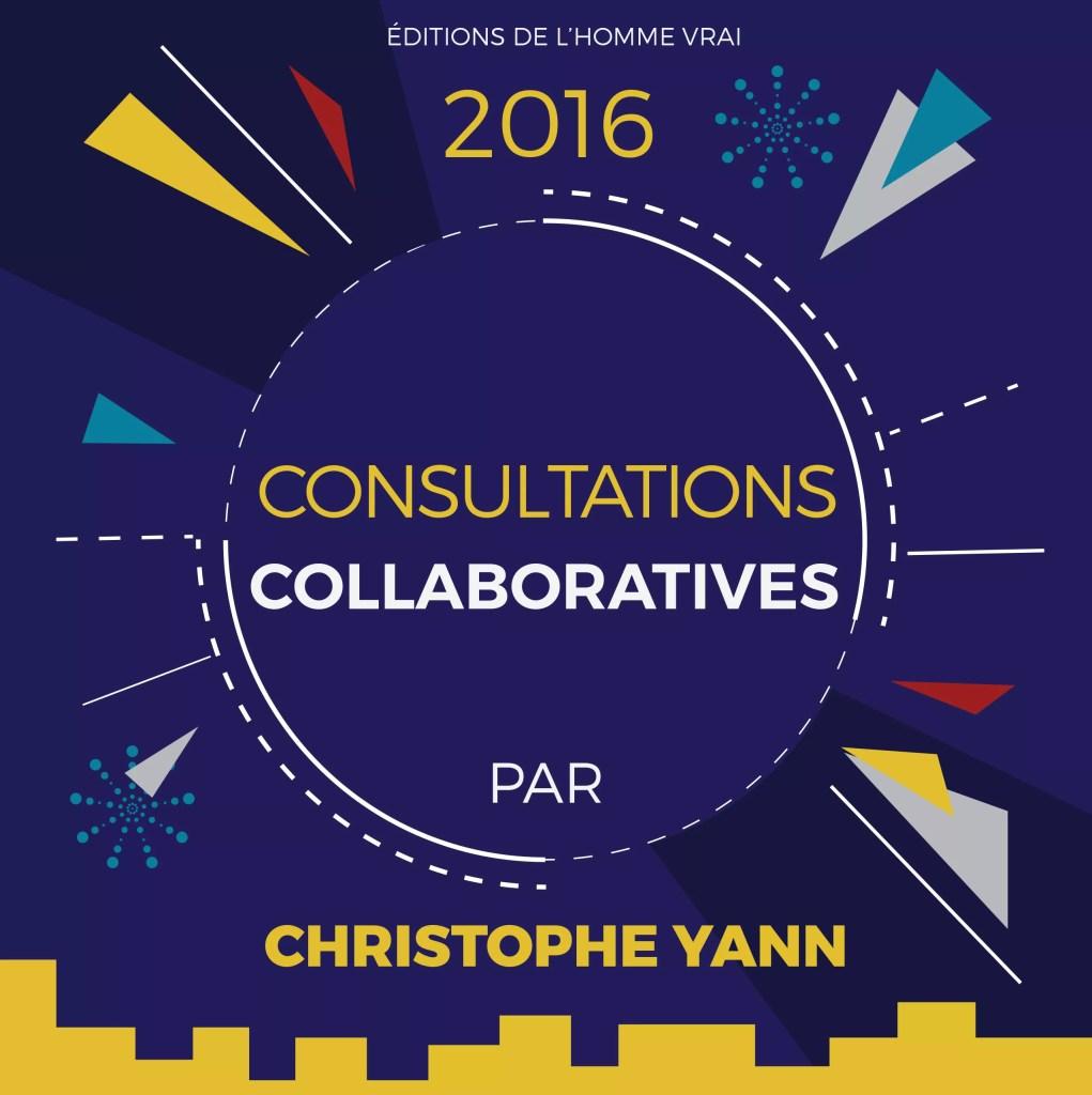 "9 conférences ""Consultations collaboratives"""