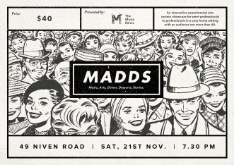 MADDS Ticket