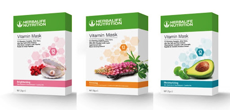 herbalife-nutrition-launches-vitamin-mask-for-beautiful-and-healthy-skin