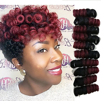 Crochet Bouncy Curl Synthetic Hair 1pcpack Twist Braids