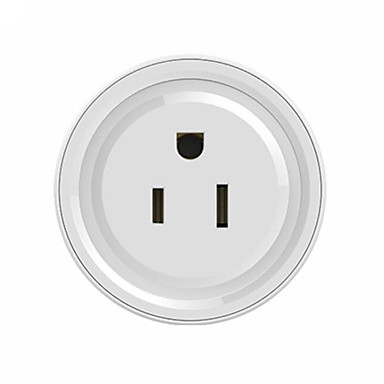WETO Smart Wi-Fi Plug for Smart Home Remote Control your Devices from Anywhere No Hub Required Works with Alexa and Google Assistant