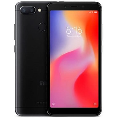 "Xiaomi Redmi 6 Global Version 5.45 inch "" 4G Smartphone ( 4GB + 64GB 12 mp MTK Helio P22 3000 mAh mAh )"