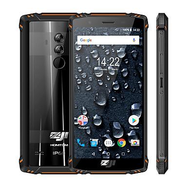 "ZOJI Z9 5.7 inch "" 4G Smartphone ( 6GB + 64GB 16 mp MediaTek MTK6763 5500 mAh mAh ) / Dual Camera"