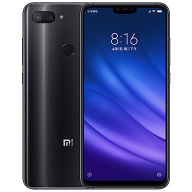 "Xiaomi Mi8 Lite CN 6.26 pulgada "" Smartphone 4G (6 GB + 64GB 5 mp / 12 mp Snapdragon 660 3350 mAh mAh)"