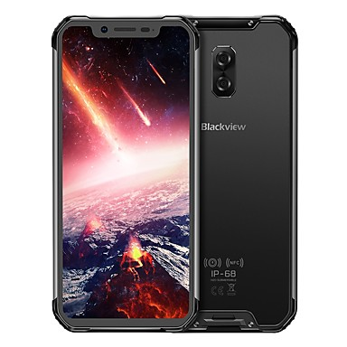 "Blackview BV9600 pro 6.21 inch "" 4G Smartphone (6GB + 128GB 8 mp / 16 mp MediaTek MT6771 5000 mAh mAh)"