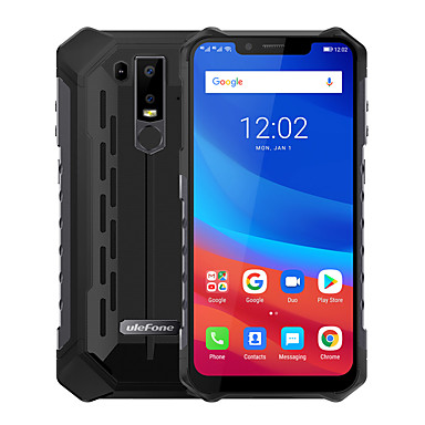 "Ulefone Armor 6 Other Area 6.2 inch "" 4G Smartphone (6GB + 128GB 8 mp / 16 mp MediaTek MT6771 5000 mAh mAh)"