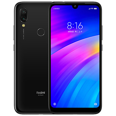 "Xiaomi Redmi 7 Global Version 6.26 inch "" 4G Smartphone ( 3GB + 32GB 2 mp / 12 mp Qualcomm Snapdragon 632 4000 mAh mAh )"