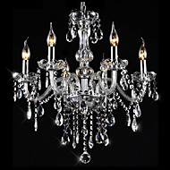 Chandelier Traditional Classic Vintage Electroplated Feature For Crystal Crystalliving Room Bedroom Dining Kitchen Study
