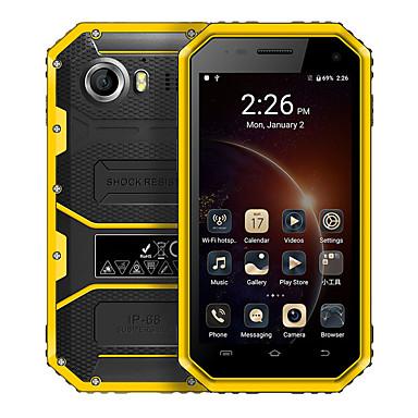 E&L W6 4.5 inch 4G Smartphone (1GB + 8GB 5 MP Quad Core 2600)