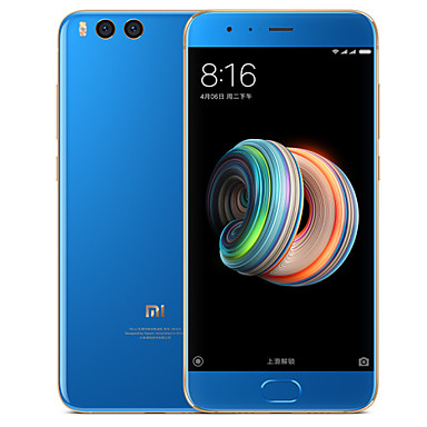 Xiaomi MI NOTE3 5.5 inch 4G Smartphone (6GB+64GB 12MP Dual Camera Snapdragon 660 3500mAh)