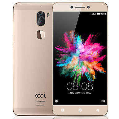 "LeTV LeEco Coolpad Cool1 5.5 "" 4G Smartphone (4GB + 32GB 13 MP + 13 MP Octa Core 4060mAh)"