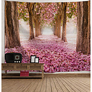 Cheap Wall Decor Online   Wall Decor for 2018 Architecture Wall Decor Polyester Vintage Wall Art  Wall Tapestries  Decoration