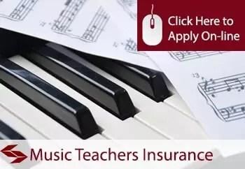 music teachers liability insurance