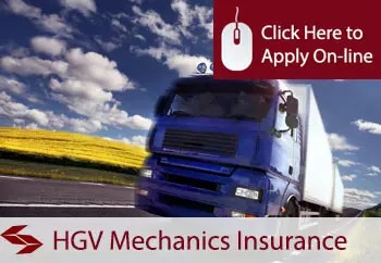 HGV mechanics liability insurance