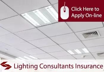 lighting consultants public liability insurance