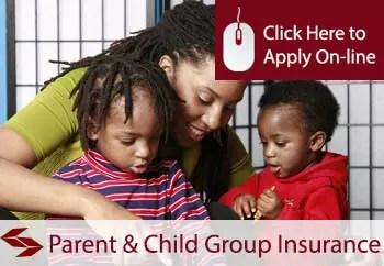 parent and child groups public liability insurance