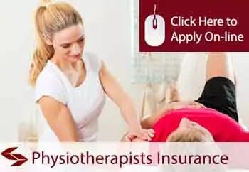 physiotherapists public liability insurance