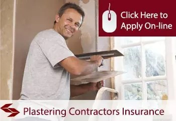 plastering and artexing contractors liability insurance