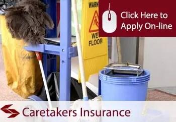 caretakers public liability insurance