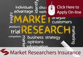 market researchers public liability insurance