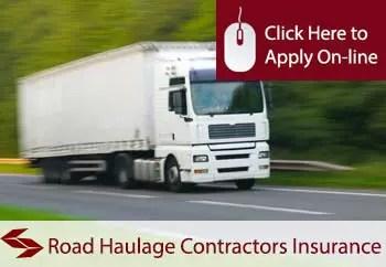 road haulage contractors public liability insurance