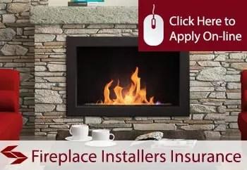 fireplace installers public liability insurance