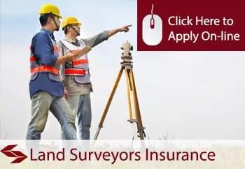 land surveyors public liability insurance