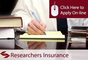 researchers public liability insurance