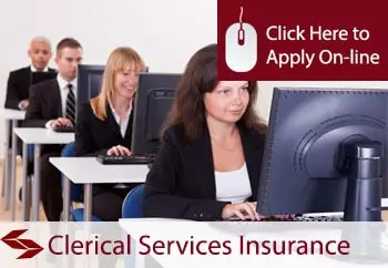 clerical services consultants public liability insurance