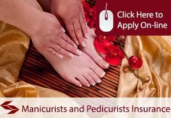 manicurists and pedicurists public liability insurance