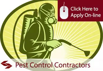 pest control contractors public liability insurance