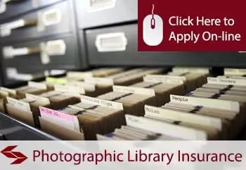 photographic libraries liability insurance