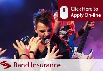 bands public liability insurance