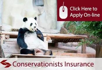 conservationists public liability insurance