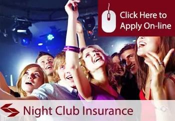 night clubs public liability insurance