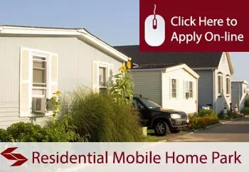 residential mobile home parks owners public liability insurance