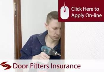 door fitters liability insurance