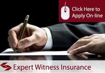 expert witnesses public liability insurance