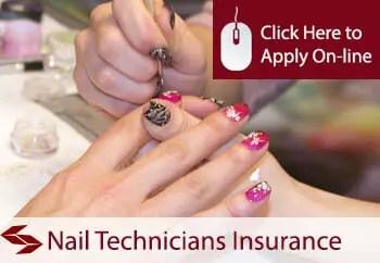 nail technicians public liability insurance